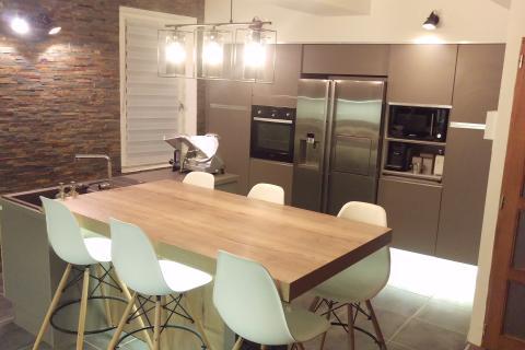 Magnifique cuisine de Mr et Mme E !, une cuisine réalisée par SoCoo'c Narbonne