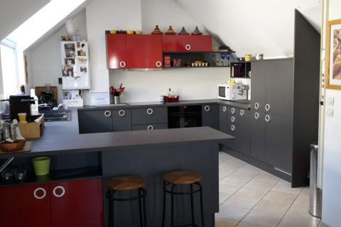 Cuisine atypique de Frédéric!, une cuisine réalisée par SoCoo'c Ste Geneviève des Bois