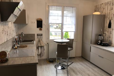 Une magnifique cuisine lumineuse et fonctionnelle !, une cuisine réalisée par SoCoo'c Alès