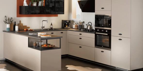 Electro et équipements pour cuisine équipée