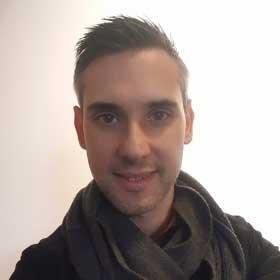 Ghislain, Kitchener au magasin de Toulon La Garde