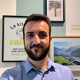 Mathieu, Kitchener au magasin de Toulouse Nord