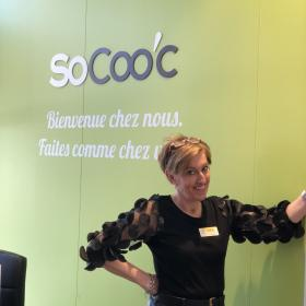 Fabienne, Manager
