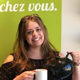 Clémentine, Kitchener