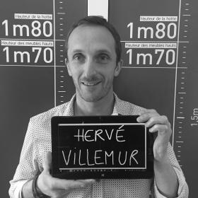 Hervé, Manager
